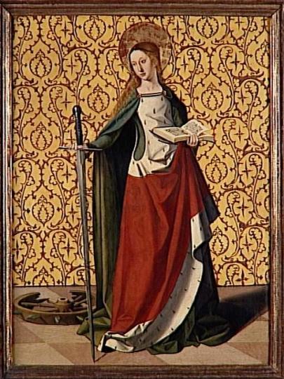 sainte-catherine-d-alexandrie