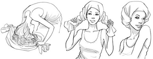sechage-cheveux-boucles-plopping2