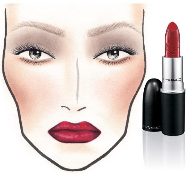 Rihanna-MAC-Lipstick-RiRi-Woo-Matte-cool-red