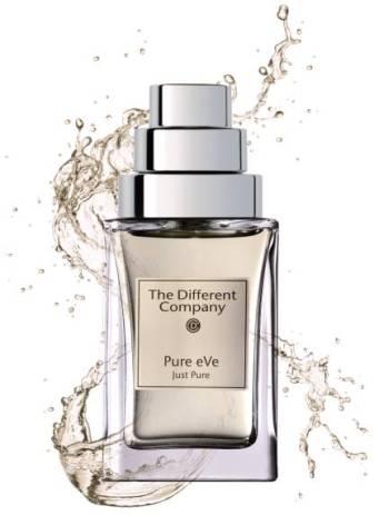 Eau de parfum Pure eVe par The Different Company : 90ml rechargeable: 146€
