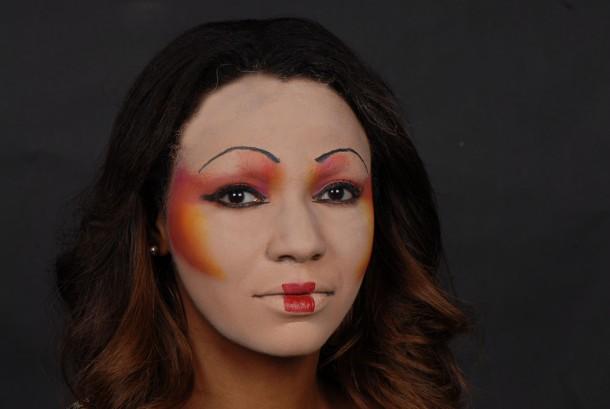 Dans la peau d'une Geisha...