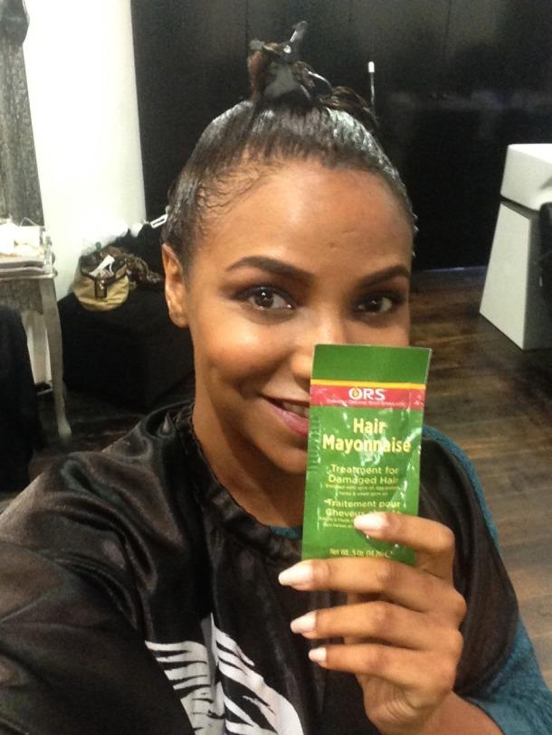 Hair Mayonnaise (Organic Root Stimulator)