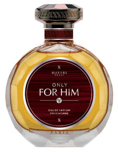 Only for Him Eau de Parfum (15%) HAYARI Parfums 100 ml 145€