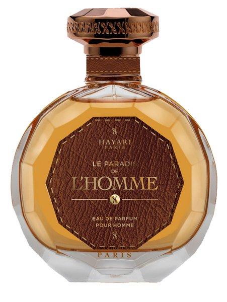 Le Paradis de l'HOMME Eau de Parfum (15%) HAYARI Parfums 100 ml 145€