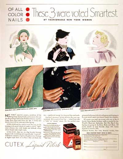 Le vernis à ongle Nail5