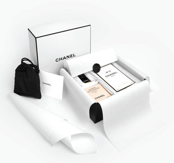 Communique CHANEL E-commerce