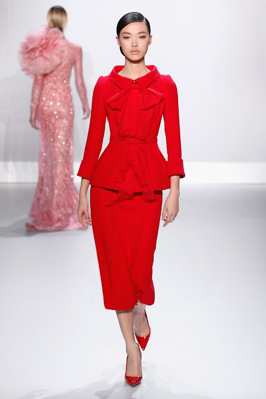 The spring/summer 2014 look that inspired Jolie's suit