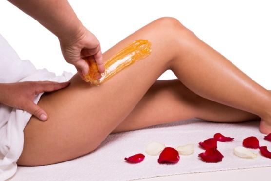 Wax treatment