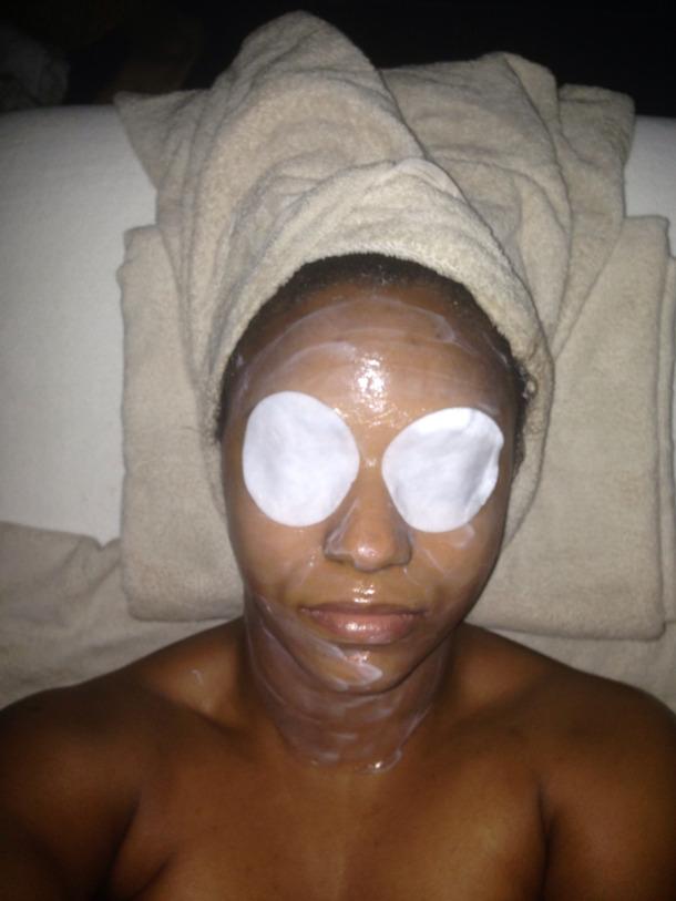 Arbre à sens 60mn de soin visage pour 68 €