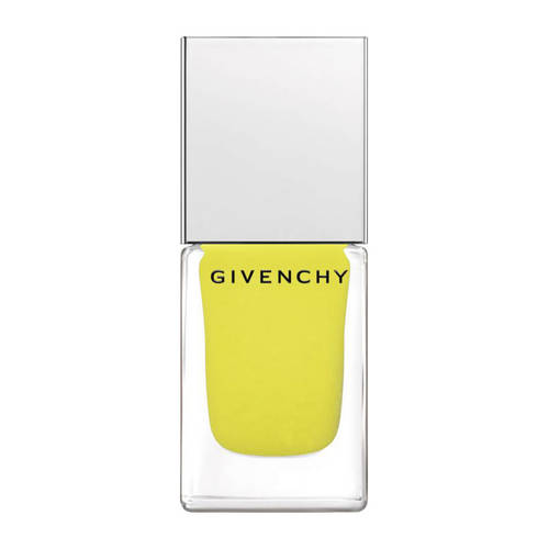Vernis à ongles teinte « Jaune Expression », Givenchy, 24€