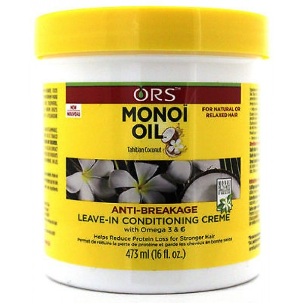Le Leave-in Conditioning Creme Monoi Oil Anti Breakage by ORS