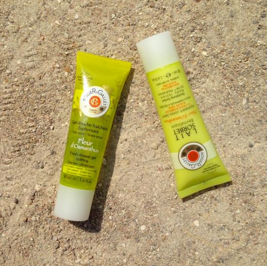 Un gel douche aux petits soins pour la peau, délicieusement fraîche, merveilleusement parfumée et… intensément tonifiante !